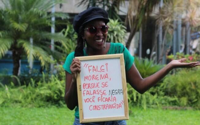 Para Uma Negra Você é Até Bonita Veja Frases De Projeto Que
