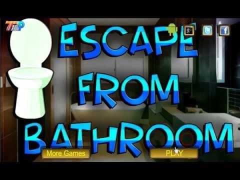 Escape From Bathroom Walkthroughtopnewgames Escapegames Room - Escape the bathroom game
