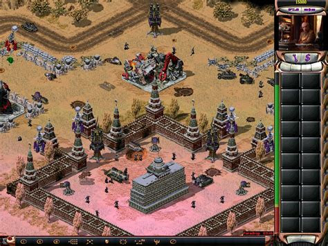command conquer red alert  yuris revenge game