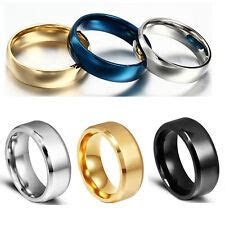 Mens Titanium Wedding Bands   eBay
