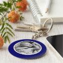 Photo Keychain de marine Porte-clefs