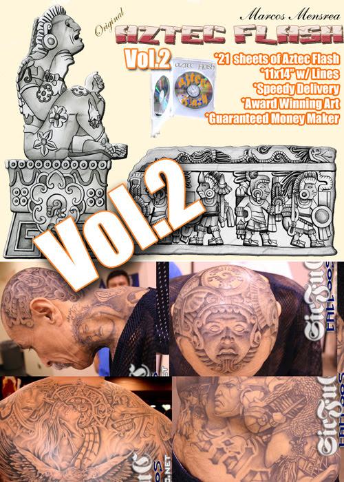 aztec 2. Marcos Mensrea's Aztec Flash CD Vol.#2. Buy It Now $49.99