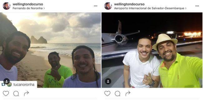 Wellington - Wesley Safadão 2