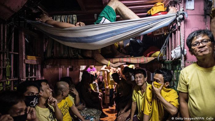 Philippinen Quezon City Gefängnis