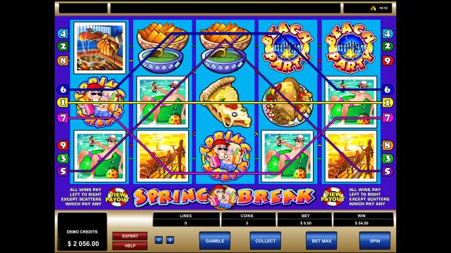 Бесплатный игровой автомат spring break онлайн Магадан