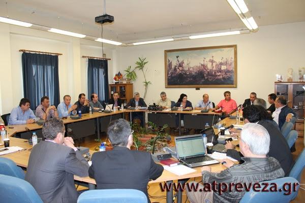 Υπέρ της μαρίνας η πλειοψηφία του δημοτικού συμβουλίου Πρέβεζας