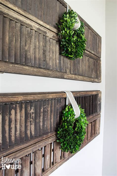 shutter decoration ideas  designs