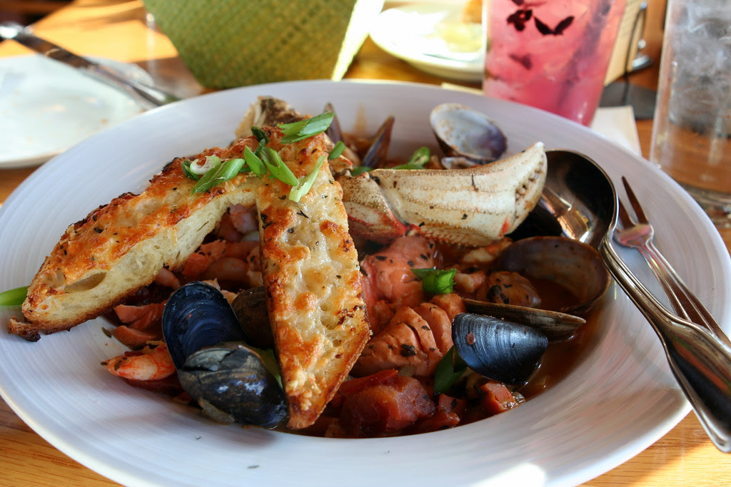 Cioppino Pacific Northwest Style