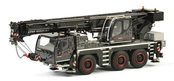 54-2002 - WSI Model Liebherr LTM 1050 31 Mobile Crane
