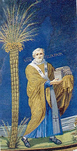 Image of St. Felix IV