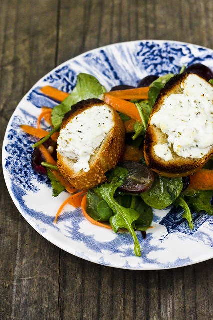 Goat Cheese salad 1 (1 of 1)