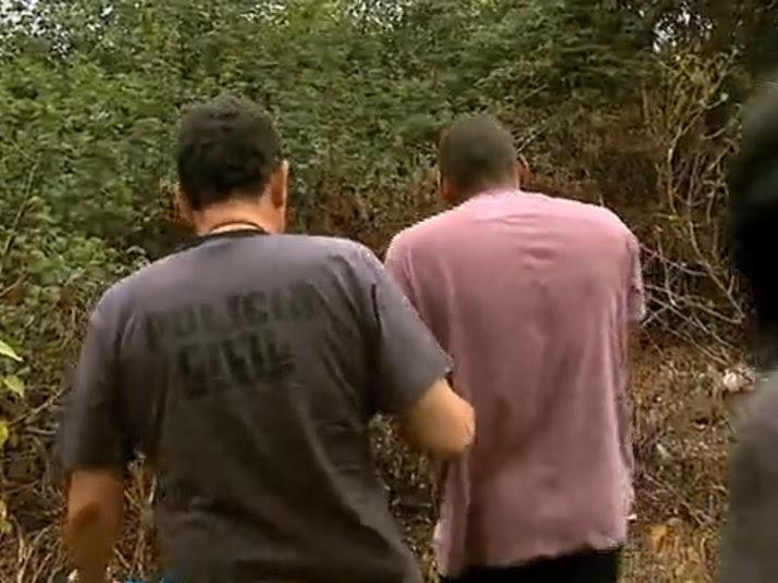 A polícia ainda vai realizar um exame de DNA para constatar se o corpo encontrado é mesmo de Tamires