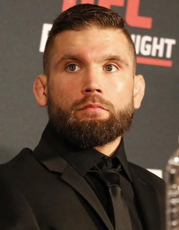 Jeremy Stephens; UFC Almeida x Garbrandt (Foto: Evelyn Rodrigues)
