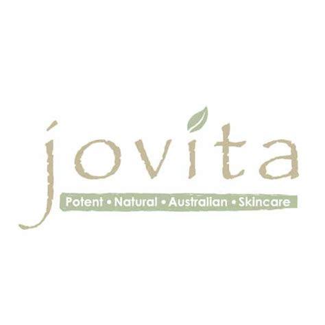 beauty product logo design jovita natural skincare logo