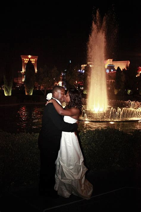 Las Vegas Strip Wedding. I want a picture like this