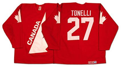 Canada 84 jersey, Canada 84 jersey