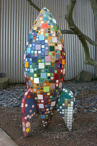 mosaic rocket