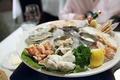 Prime Ocean Platter, Morton's The Steakhouse, San Francisco