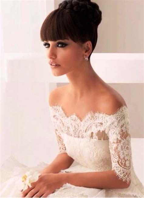 Trend Alert: Off the shoulder wedding dresses   CHWV