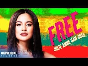 Free by Julie Anne San Jose [Official Lyric Video]