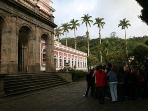 Museu Imperial abre inscrição para curso para guias de turismo (Foto: Divulgação/Museu Imperial)