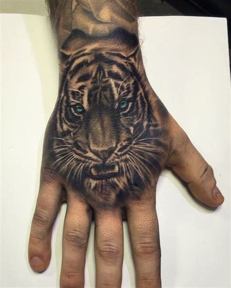 trendy hand tattoos men tattoo