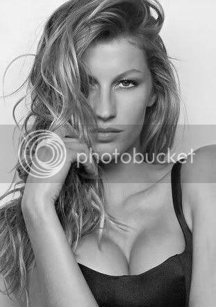 Gisele Bündchen, a modelo mais bem paga do mundo