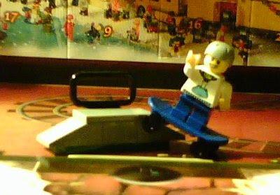 Jimmy's Skateboard