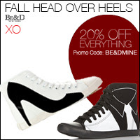 20% OFF WITH BE&DMINE