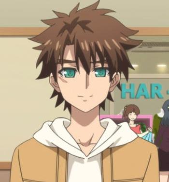 Basara Anime Character