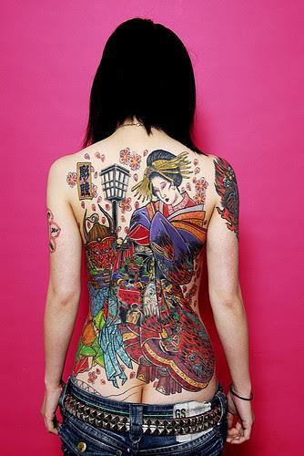 for colour tattoos,