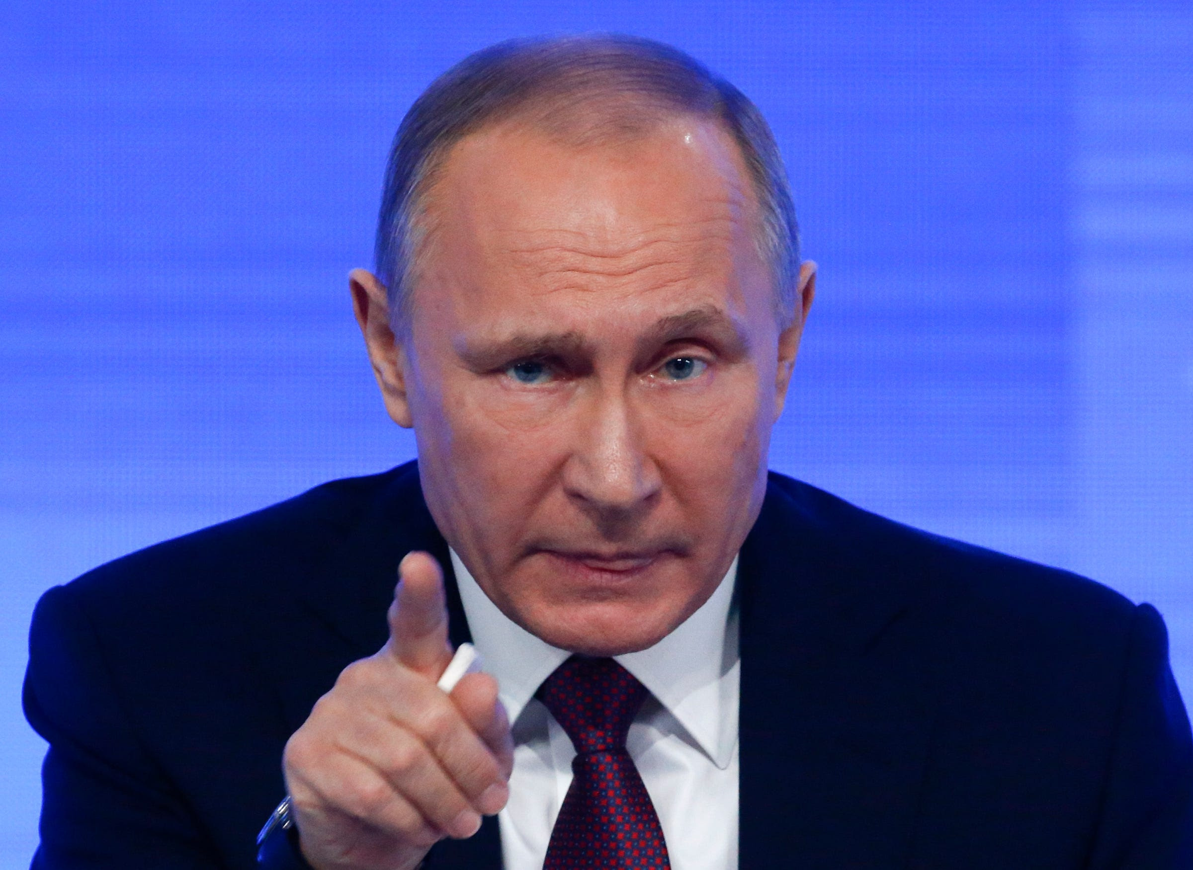 Image result for Putin: Those who leaked Trump dossier 'worse than prostitutes'