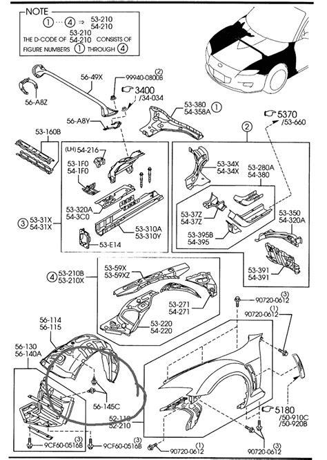 Rx8 parts list? - RX8Club.com