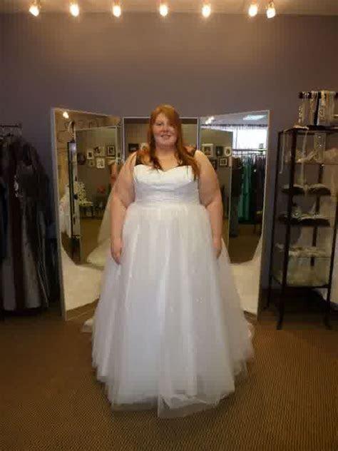 Big Fat Selection Plus Size Brides   bridal dresses trend