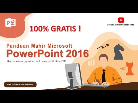 Download Ebook Panduan Mahir Microsoft Powerpoint 2016