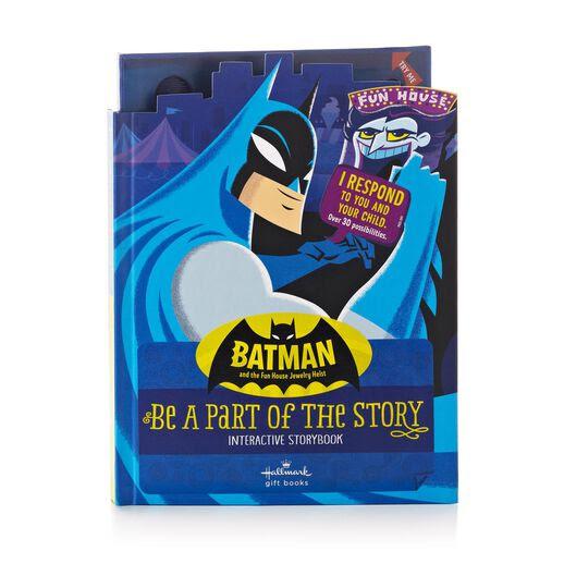 Batman and the Fun House Jewelry Heist