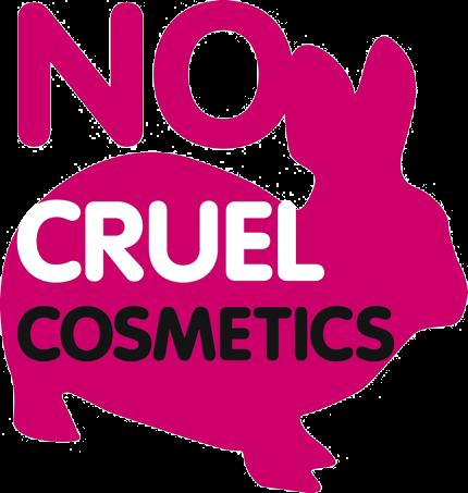 No cosméticos Logo Tratos o Penas Crueles