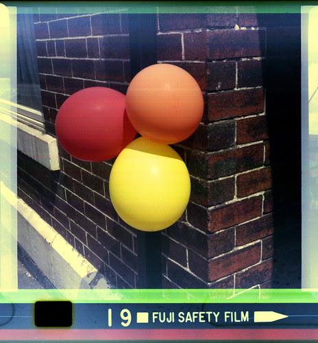birthday balloons by pho-Tony