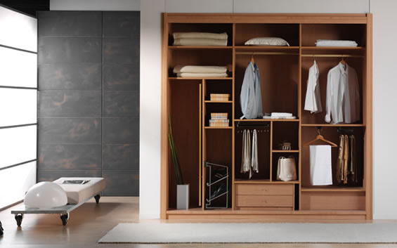 Ideas for Coming Up with Your Own Bedroom Wardrobes Design