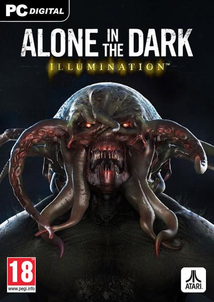 โหลดเกมส์ Alone in the dark illumination