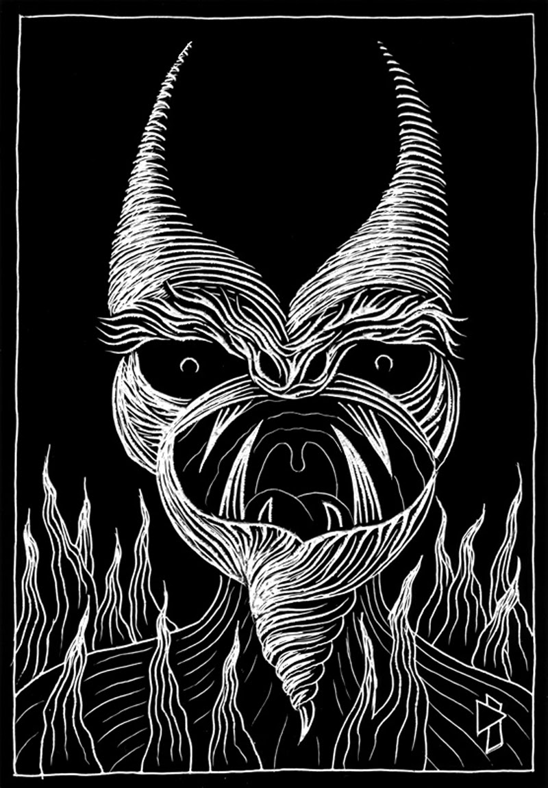 Tomahawk - Demon 2