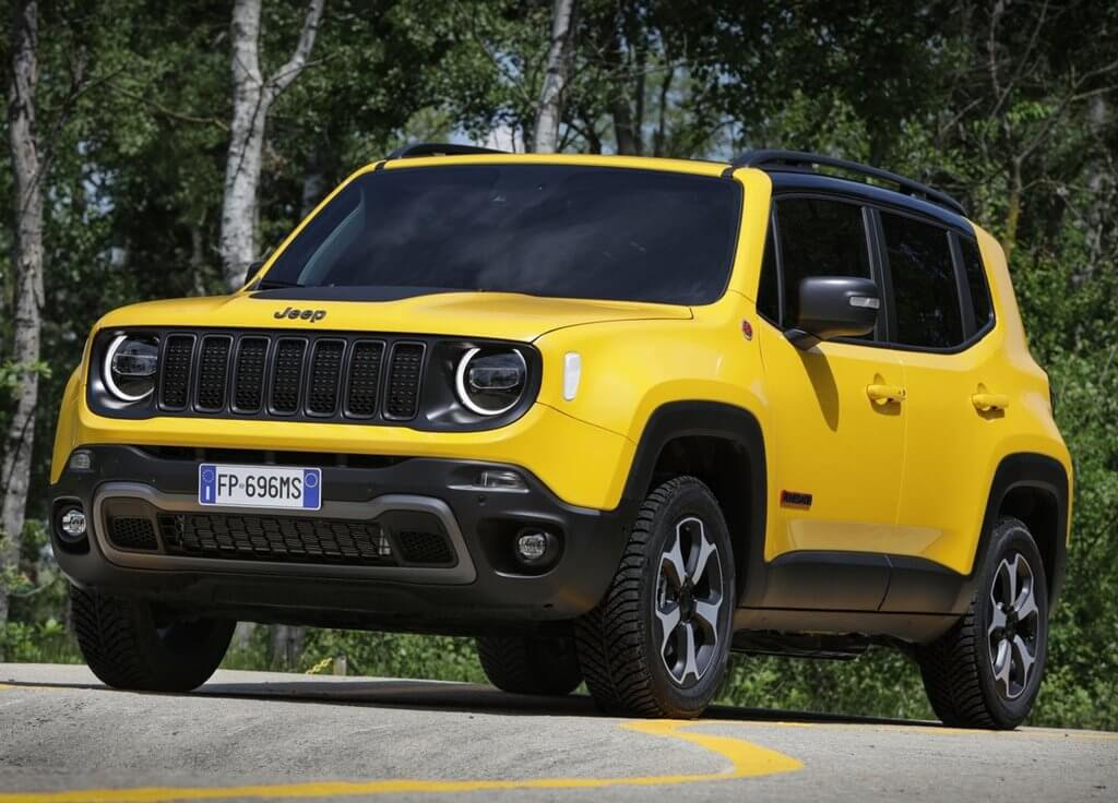 2021 jeep renegade trailhawk redesign  changes  postmonroe