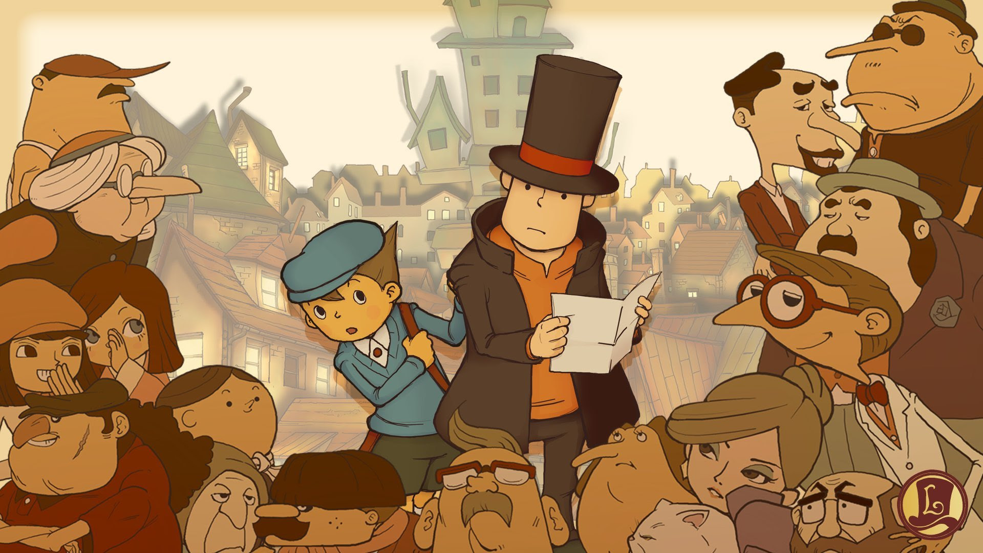 Poll Vote For Your Favourite Professor Layton Game Nintendo Life