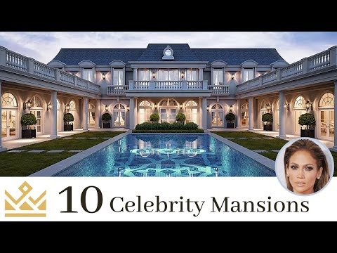 Celebrity Mansions: Top 10 Most Expensive Celebrity Homes In History!