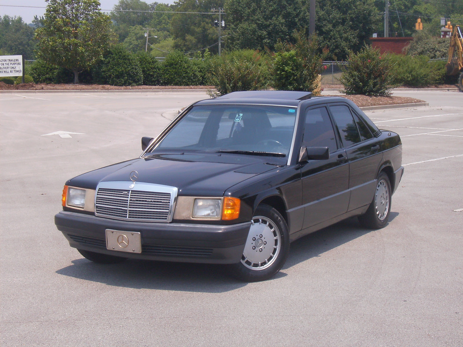 1993 Mercedes-Benz 190-Class - Other Pictures - CarGurus