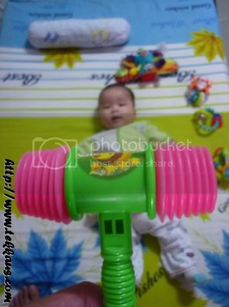 Every Baby Must Have A Hammer