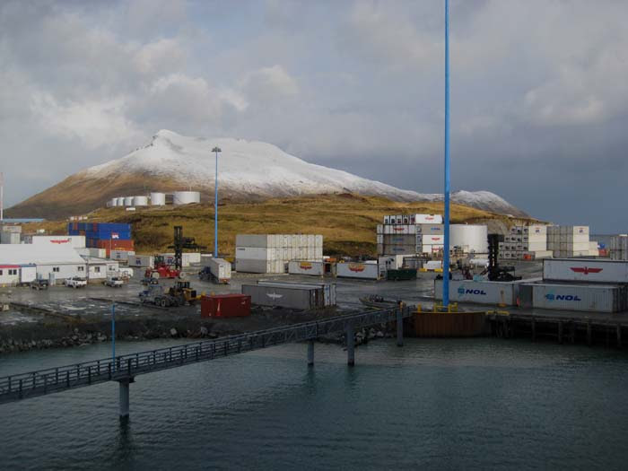 APL Dutch Harbor Terminal