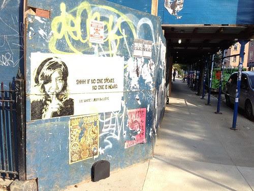 In Williamsburg, Brooklyn