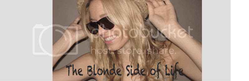 The Blonde Side of Life