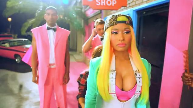 The Boys (Video), Nicki Minaj